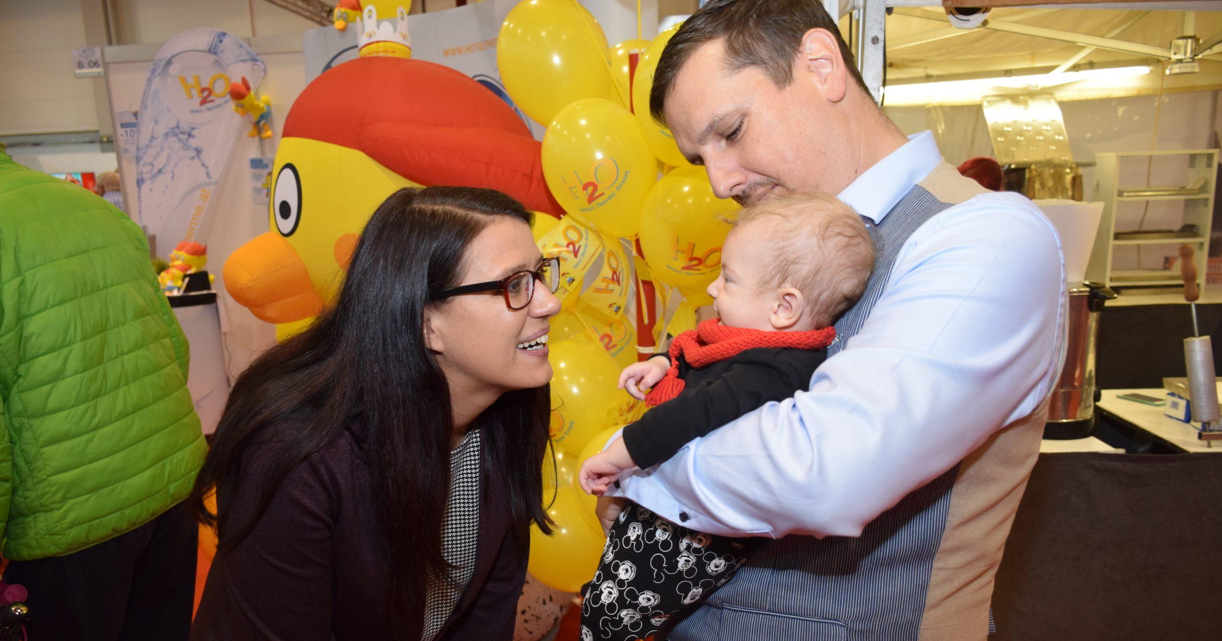 Mit der Kärntner Familienkarte geht Kärnten weiter auf dem Weg zum familienfreundlichsten Land Europas